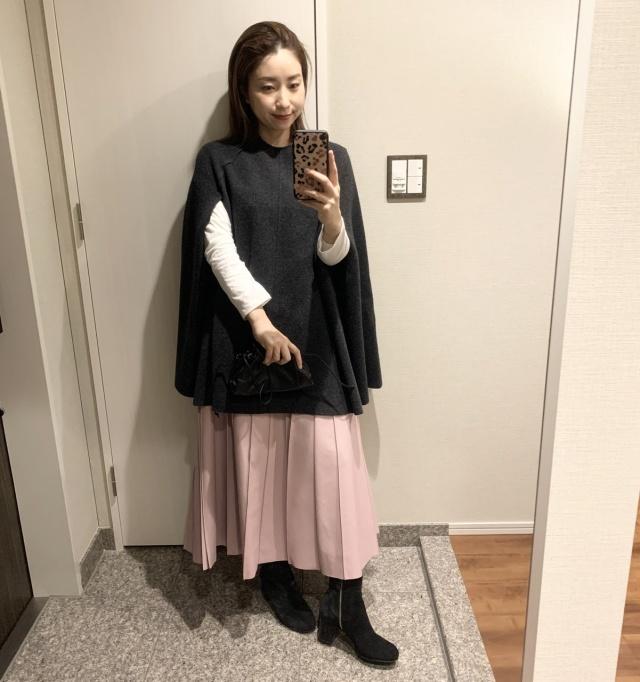 【プリーツスカート似合わないさん】なりのプリーツスカートコーデ_1_2