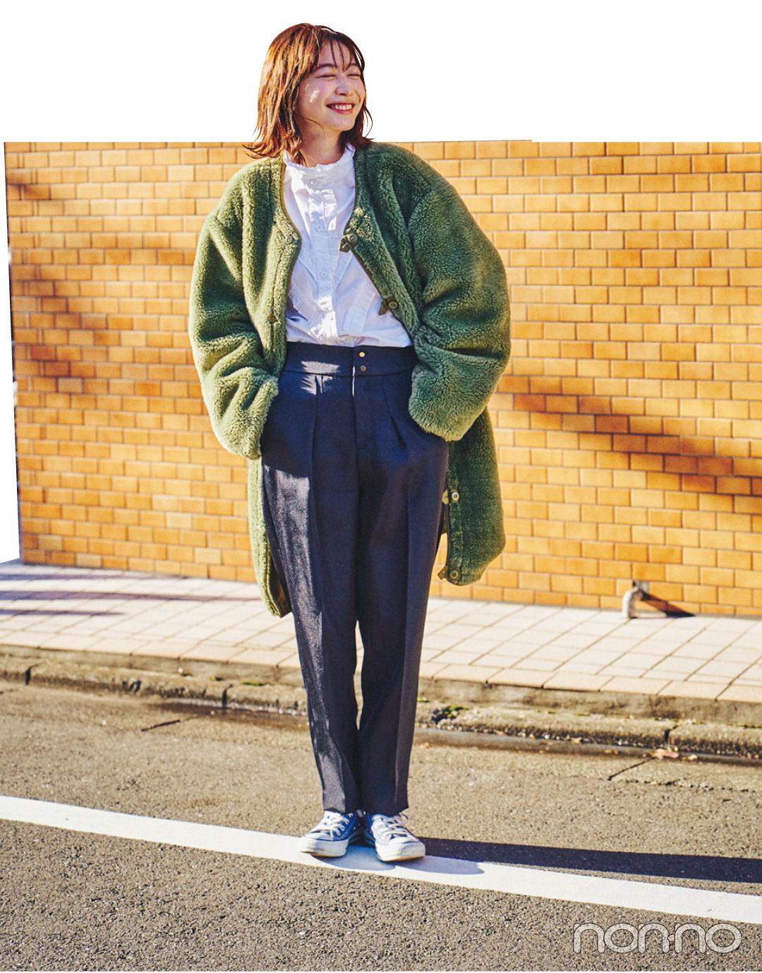 Photo Gallery 着こなしの参考に♡ ノンノモデルのリアル私服を公開!_1_21