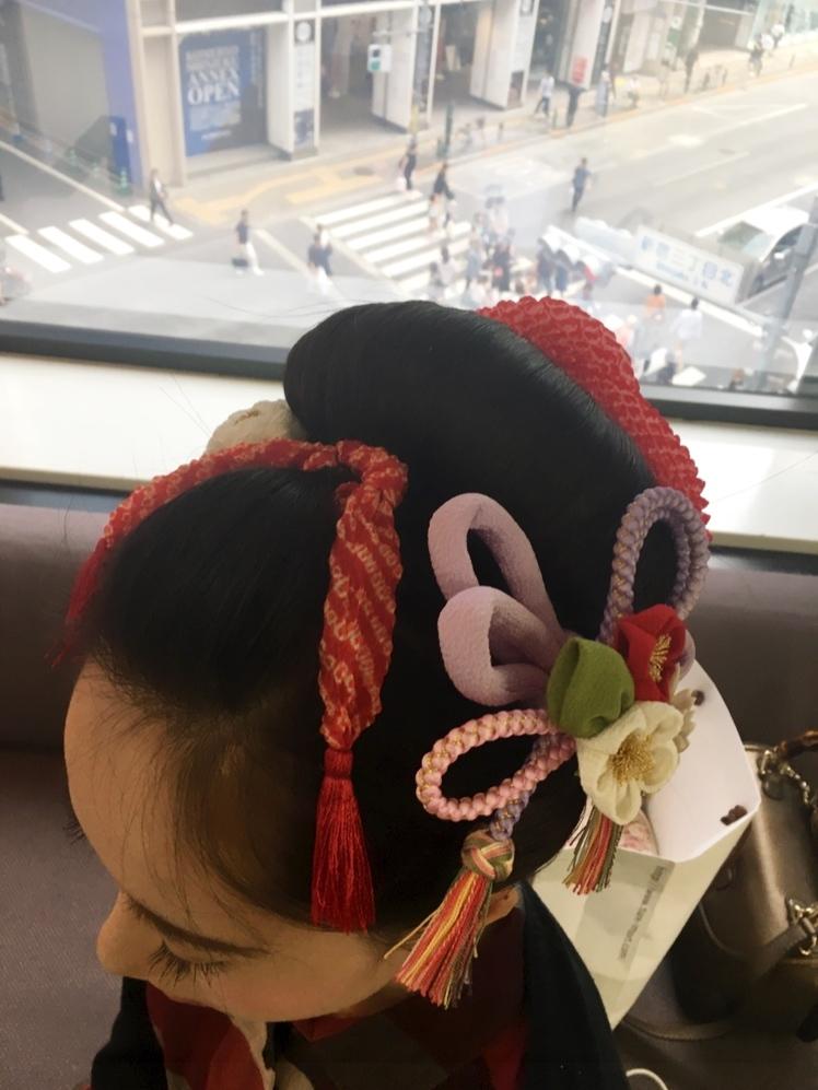 成人式の髪型紹介♡前撮りは伊勢丹写真館で_1_4-1
