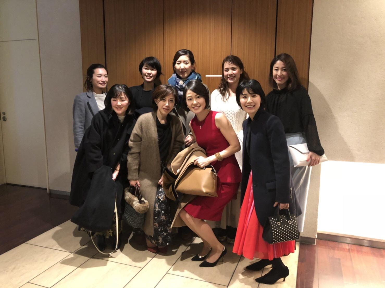 マリソル美女組、同期でクリスマス&忘年会しました!_1_3
