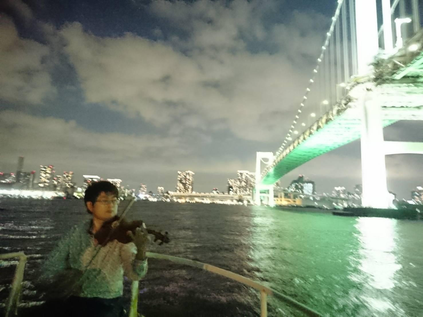 日本茶とアロマと音楽と東京湾と♡_1_8-1