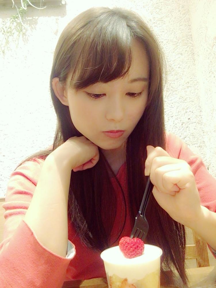 ハートのイチゴのカップショートケーキ♡恵比寿マザーリーフティースタイル_1_3