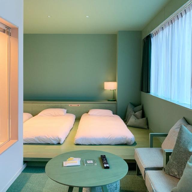 カラーをコンセプトにした水道橋toggle hotel。色に包まれた空間で過ごすひととき。_1_4