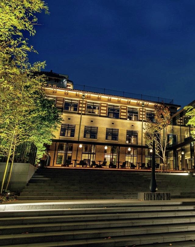 歴史的建物を再生したモダンなホテル『ザ・ホテル青龍 京都清水』_1_2