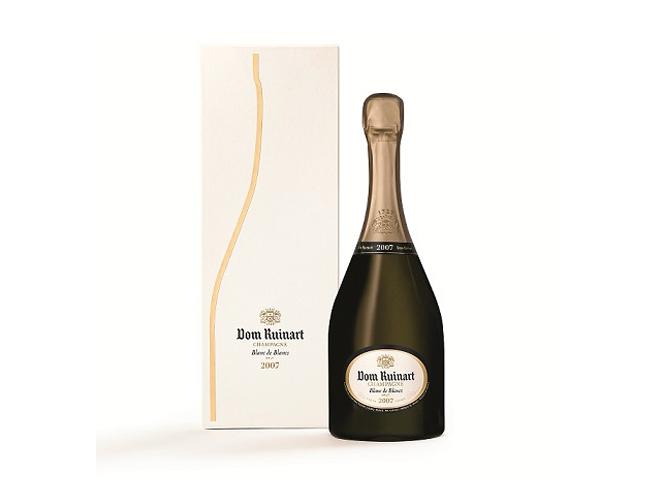 グラン・クリュのブドウのみ使用し、芳醇で奥深い味の「ドン・ルイナール ブラン・ド・ブラン 2007」