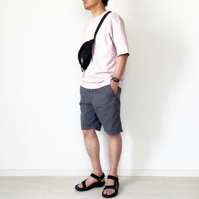 ユニクロ番外編!メンズファッション【tomomiyuコーデ】_1_9
