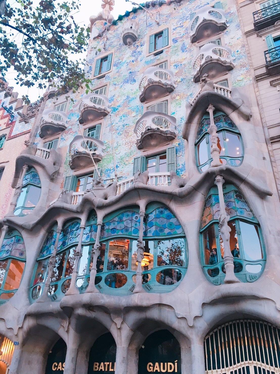 【バルセロナ】必見 観光地一気見!_1_2-1