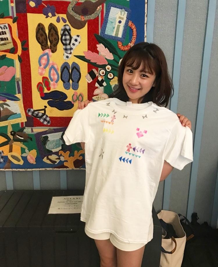 ❤︎AULANI Disney❤︎旅の記念に!世界に1つだけのTシャツが作れる♪_1_5