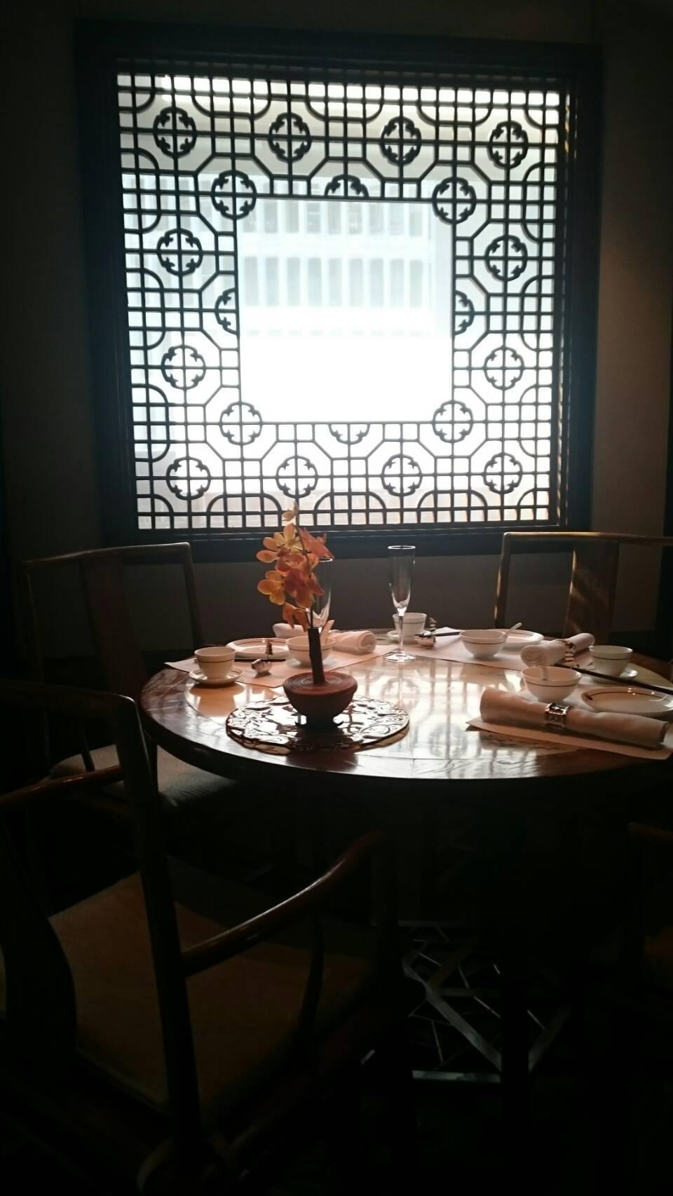 ペニンシュラホテル『ハイフンテラス』で贅沢中華♡_1_1