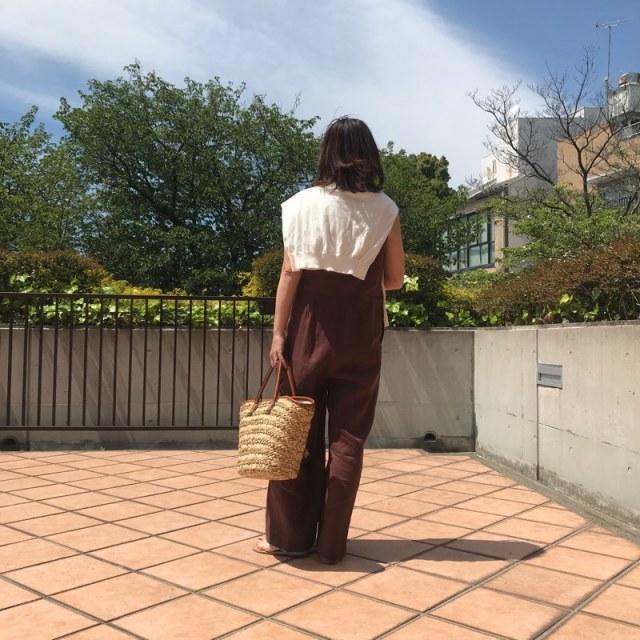 きれいめオールインワンコーデ♡_1_8
