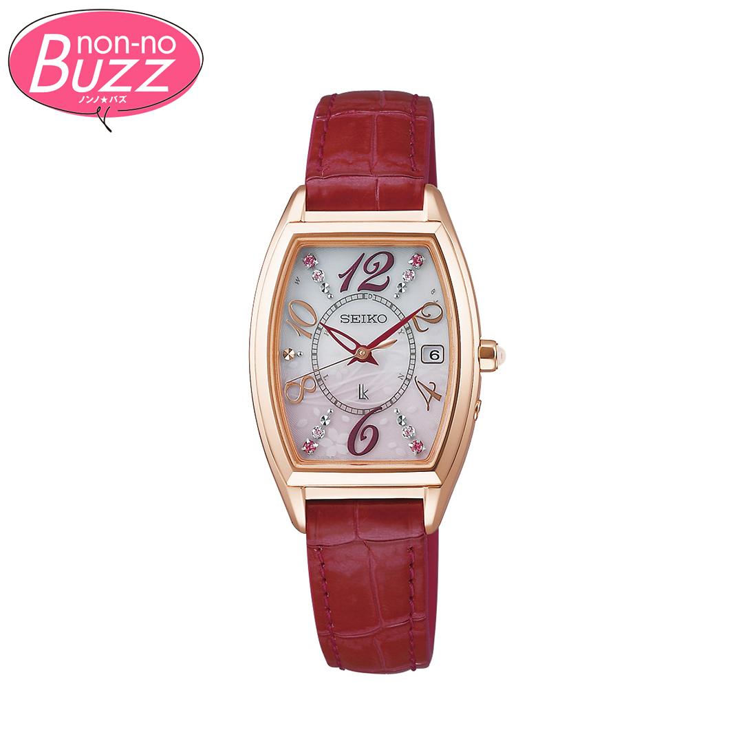 新生活に必要なのは、大人可愛い腕時計♡ セイコーの桜モデル10種類が限定で登場!_1_2-4