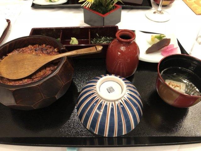 東京で「名古屋名物ひつまぶし」を頂きました。_1_4