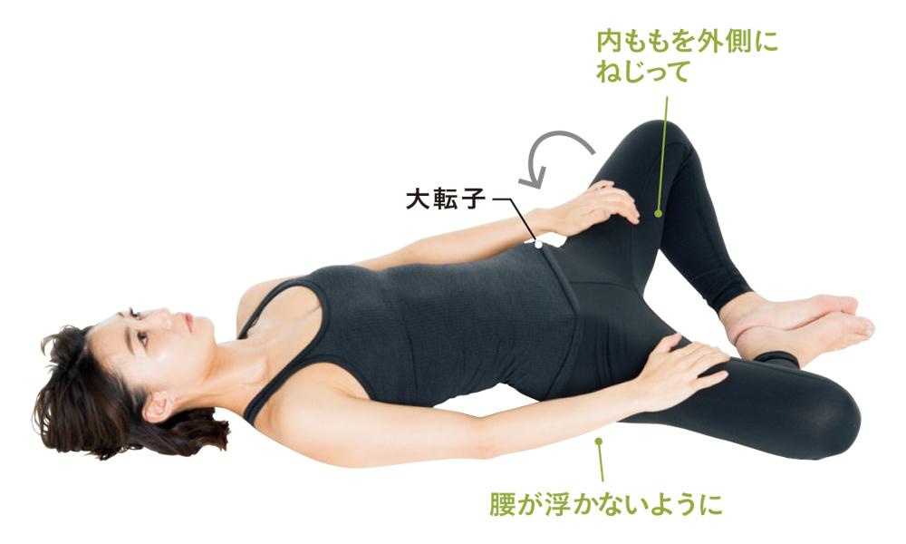 <ひっこめ!腹肉・腰肉>Step3【基本編】膣を締めて、骨盤底筋を引き上げる_1_8