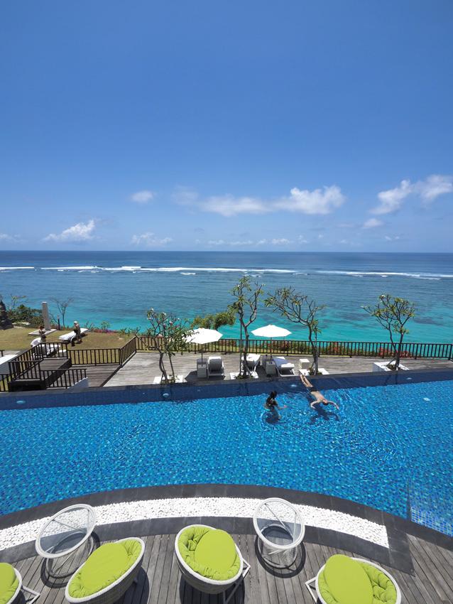バリ最上級の白砂のビーチに蒼いラグーン、 サマベ バリ 【インドネシアのお薦めホテル】_1_5-2