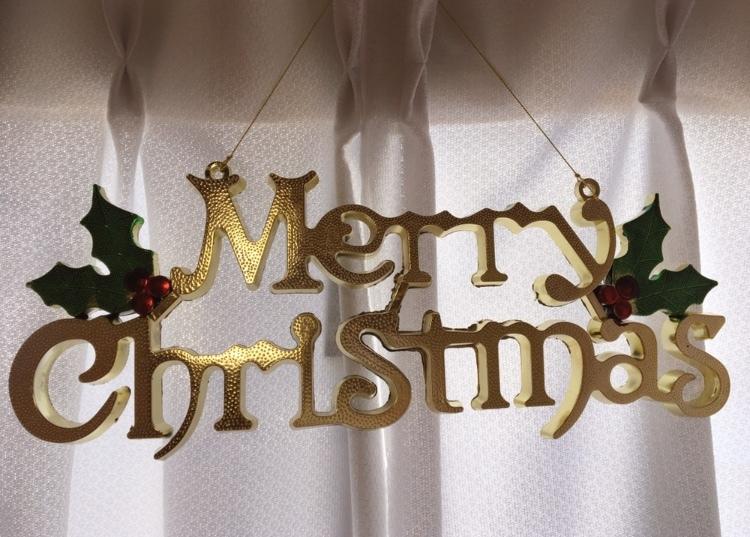 クリスマスまであと10日!お部屋をクリスマス仕様に♡_1_2