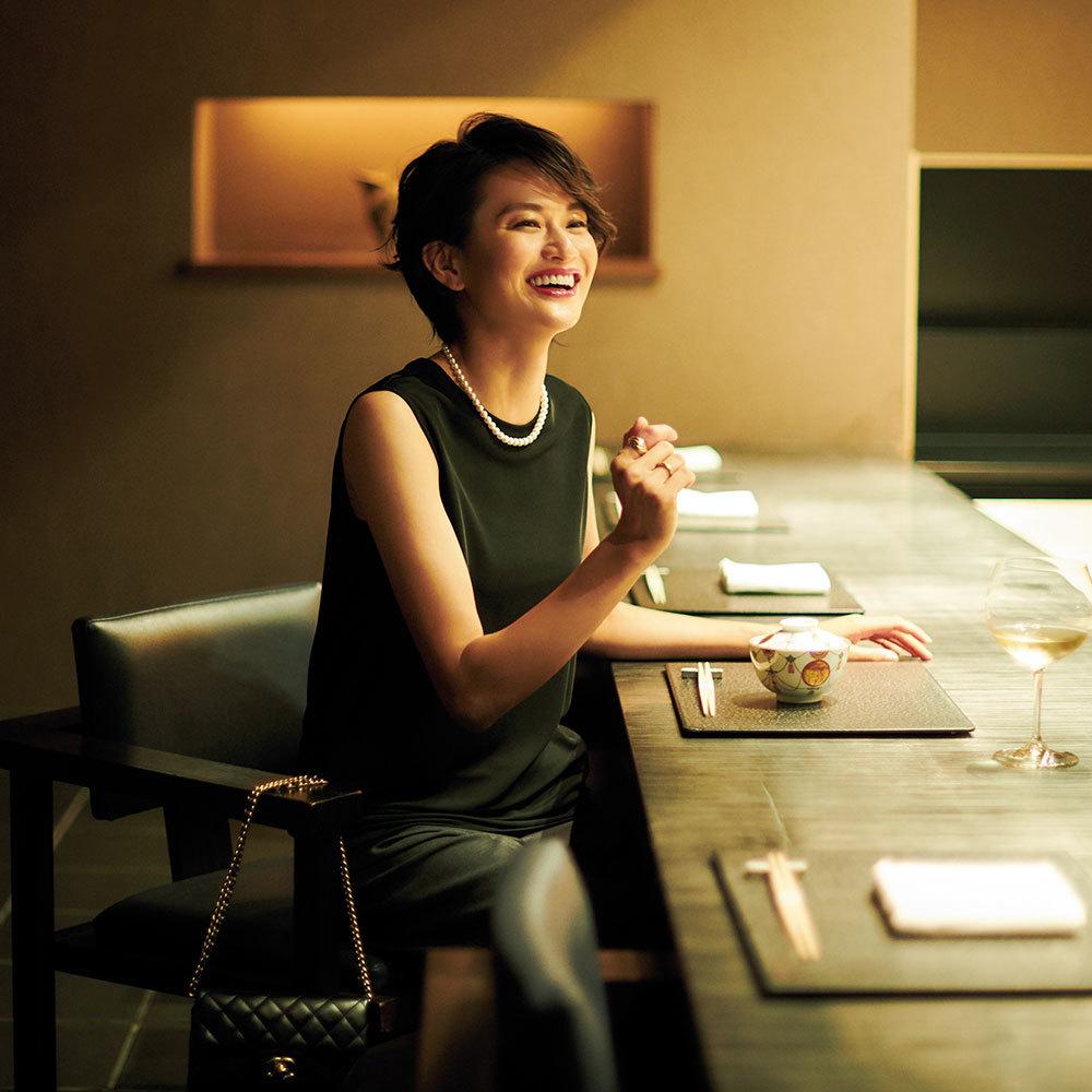 モデル渡辺佳子さん旅ワードローブを拝見!3泊4日星のや京都へ【おしゃれプロの旅支度】_1_1-5
