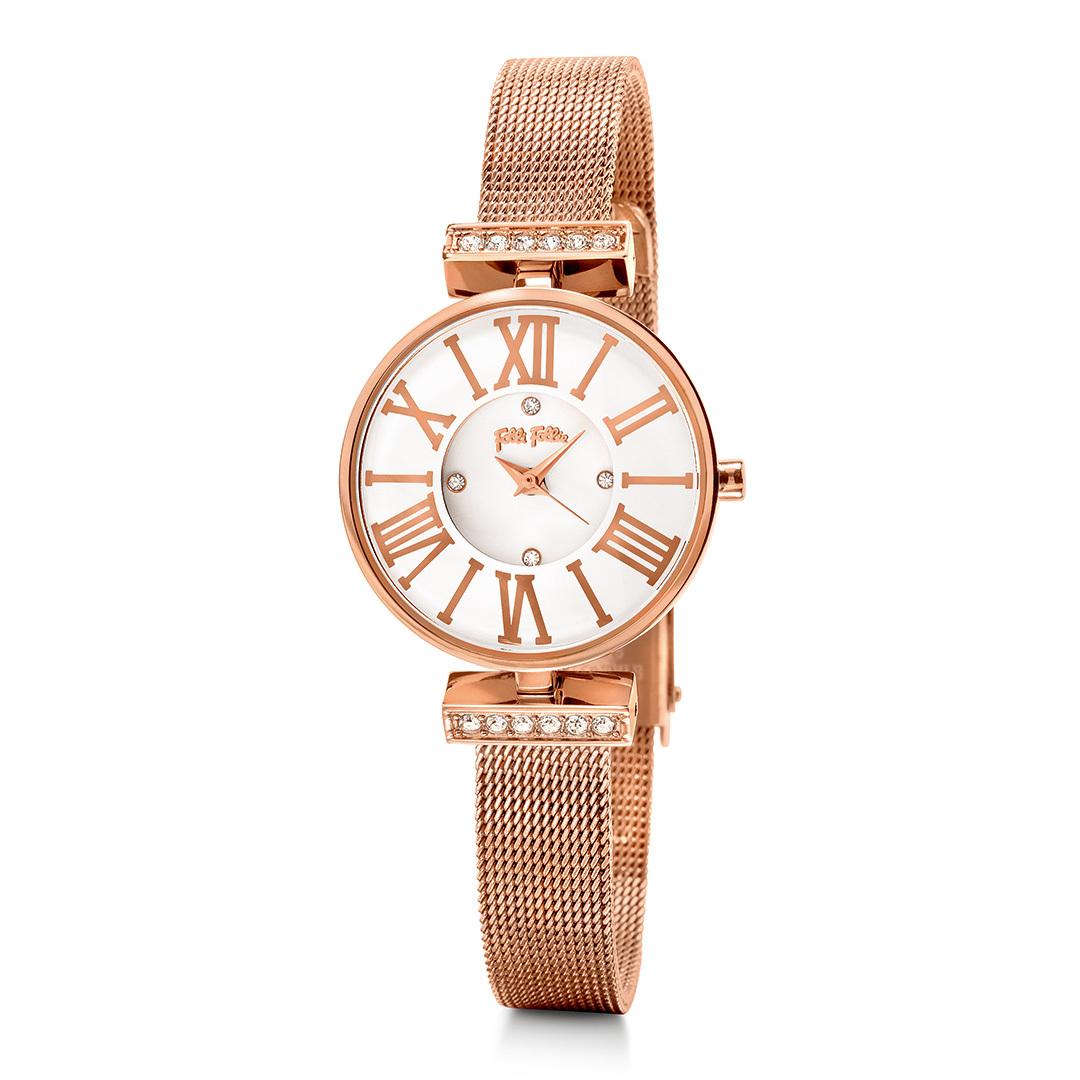 可愛いままで大人♡ のクリスマスプレゼントならフォリフォリのフェミニン腕時計_1_2-1