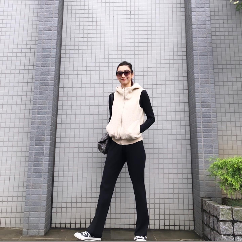 白黒コーデ3つ★☆★_1_8