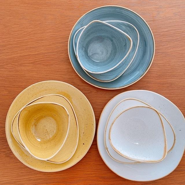 お気に入りの食器はチャーチル社のストーンキャストシリーズ☆_1_2