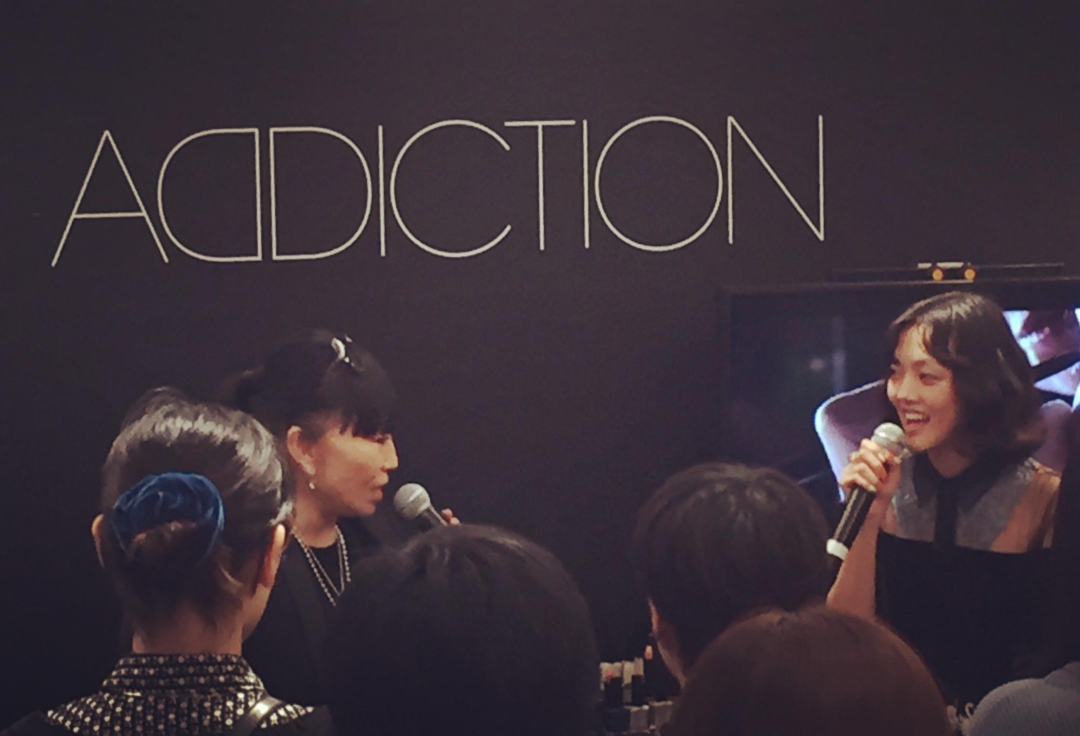 ADDICTIONのイベントへ_1_2