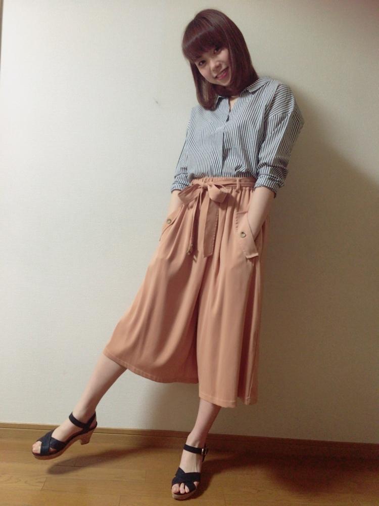 【スキッパーシャツ】でカッコいい上級生になりたいな_1_3