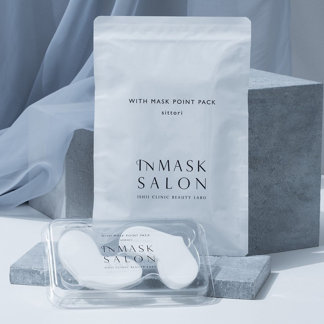 INMASK SALON ウィズ マスクポイントパック(しっとり) ¥3,300(税込)