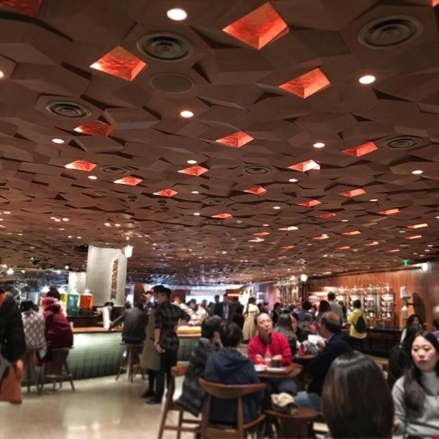 Starbucks Reserve Rostery @Shanghai_1_3