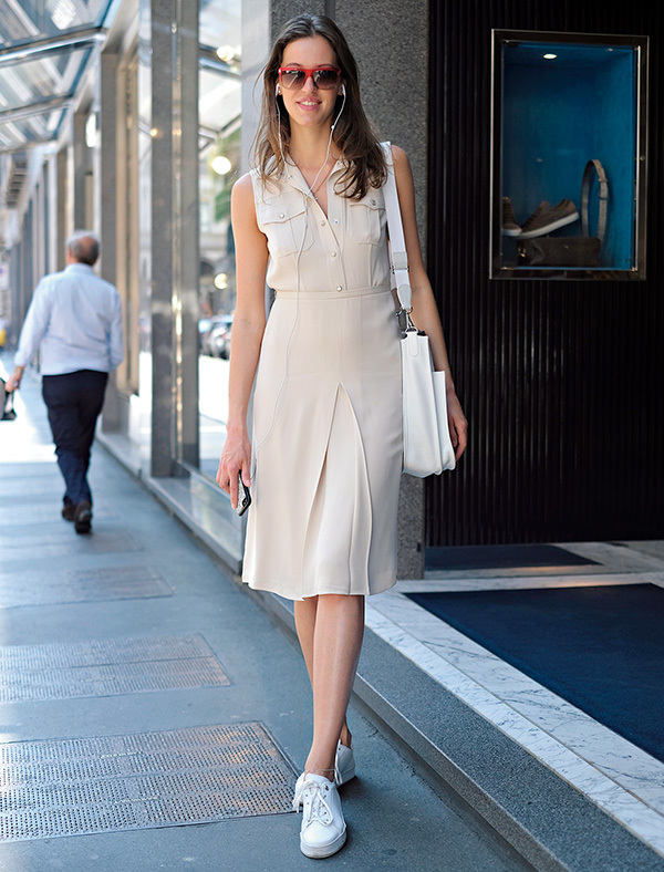 全身「白」をカジュアルスタイルに取り入れる【ファッションSNAP ミラノ・パリ編】_1_1-3