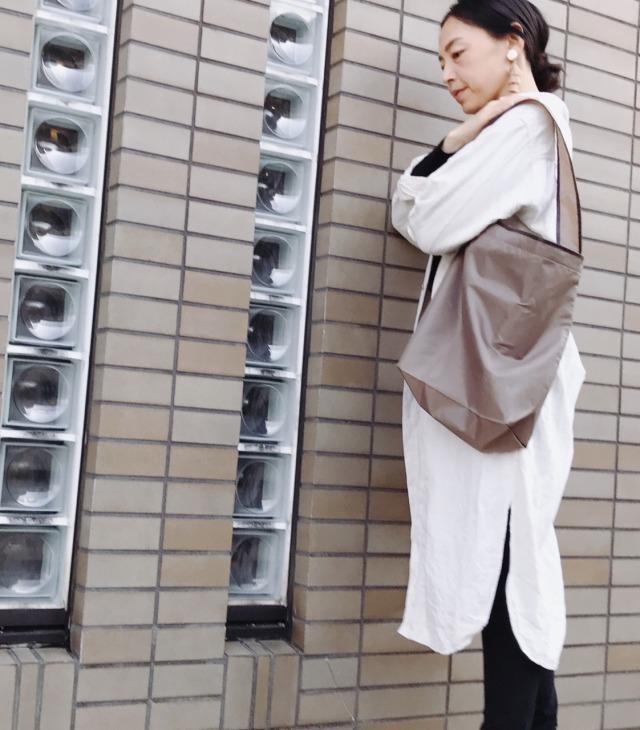 12月号付録「エッフェ ビームス×マリソル たためるワンショルダーバッグ」美女組のお試しレポート!_1_14
