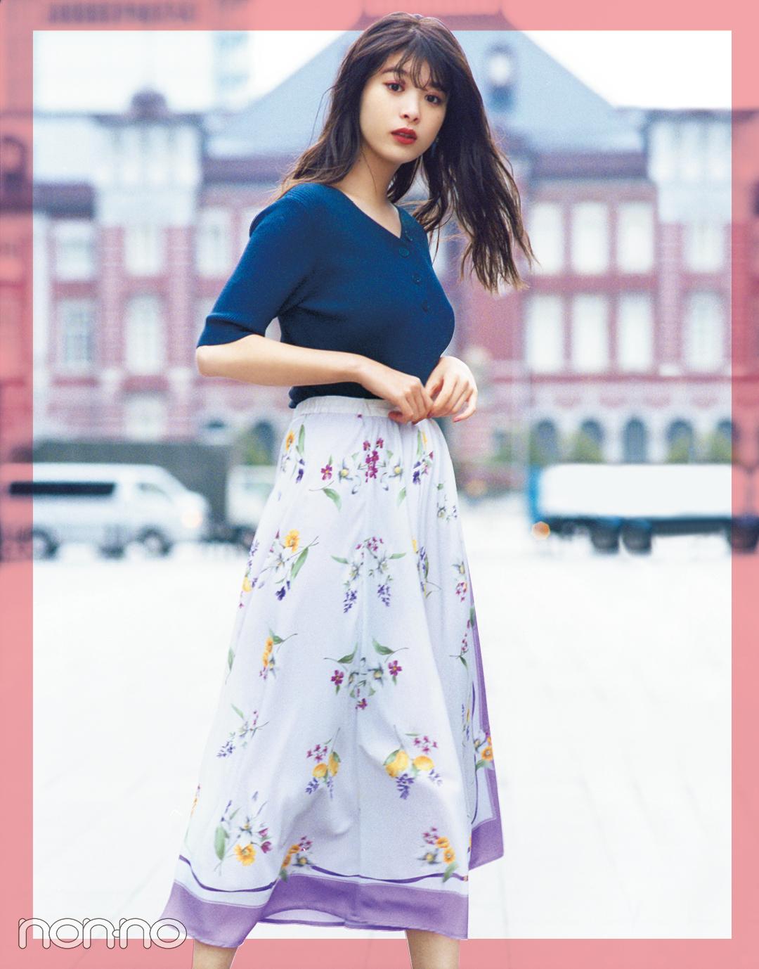 今買うトレンドは「動画映えスカート」! 大人可愛いコーデも指南♡ _1_3-4