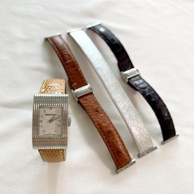 【ブシュロン・リフレ】名品の腕時計_1_2