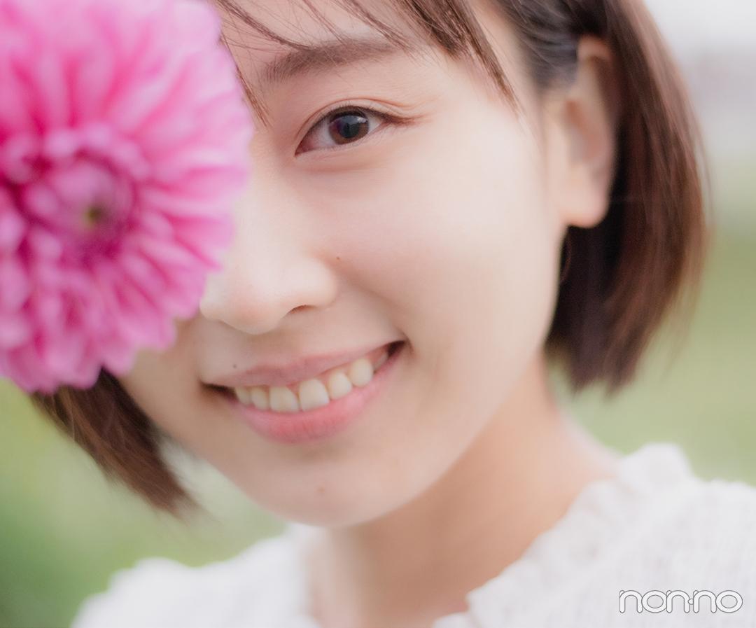 新ノンノ読者モデル・小湊一凜さん(No.98 りんりん)さんの写真_2