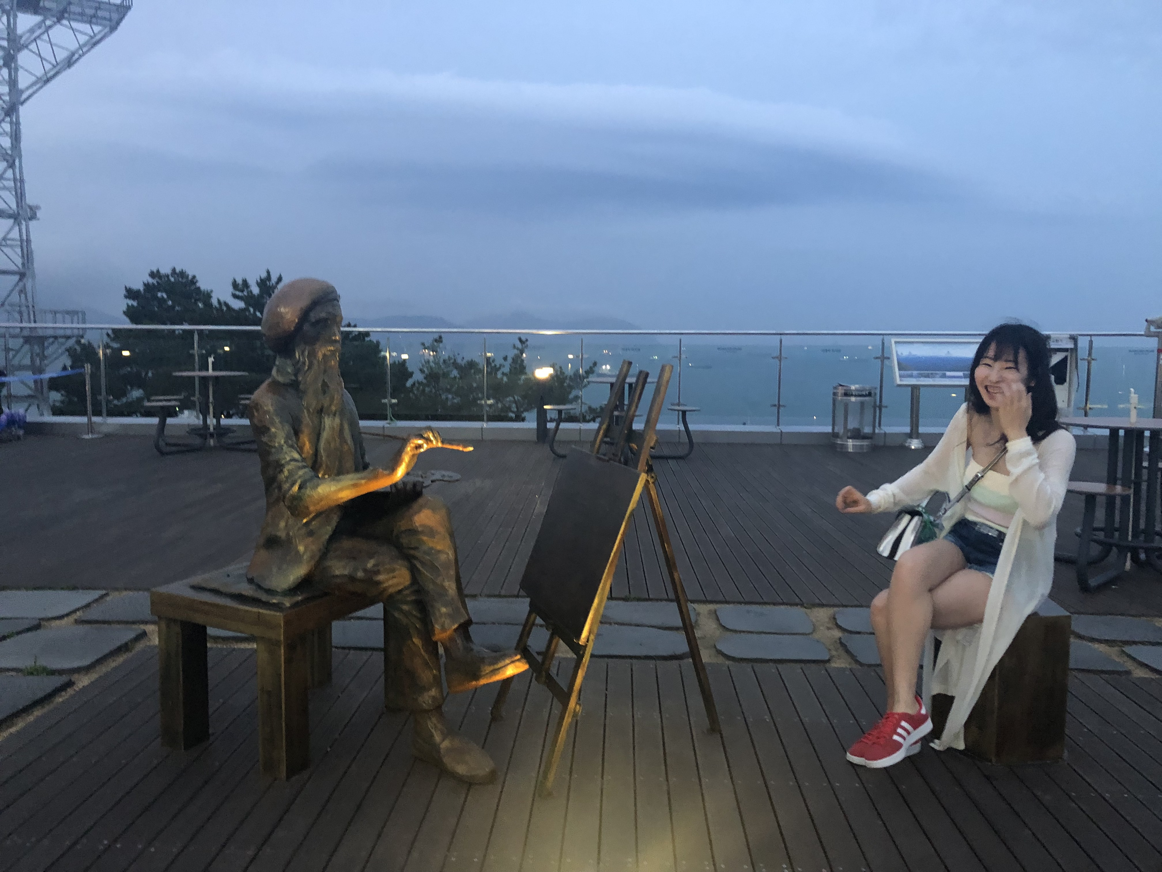 【韓国】釜山女子旅①インスタ映えスポット2選_1_1-3