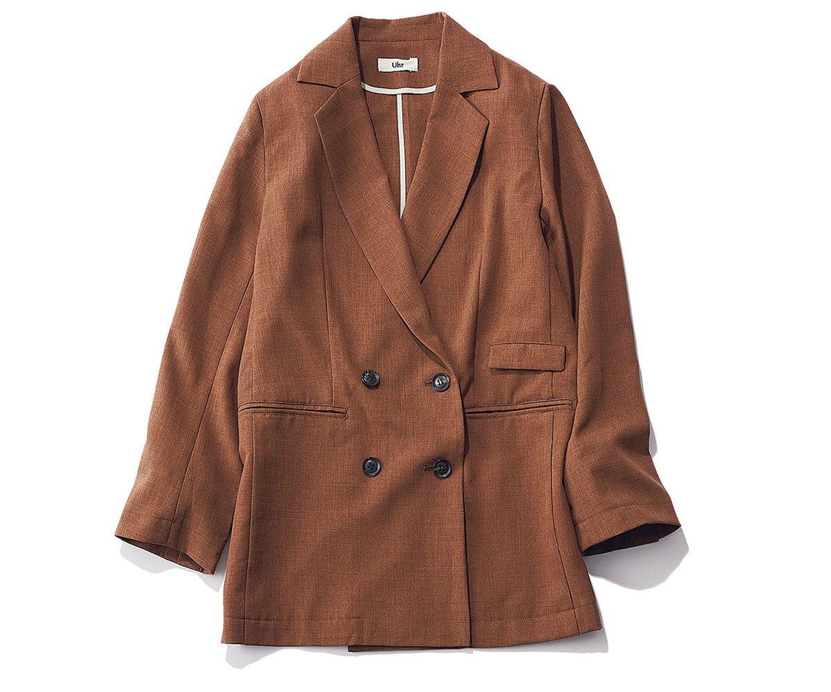 オーバーサイズのテーラードジャケット
