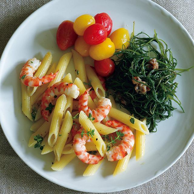 イタリアンのひと皿