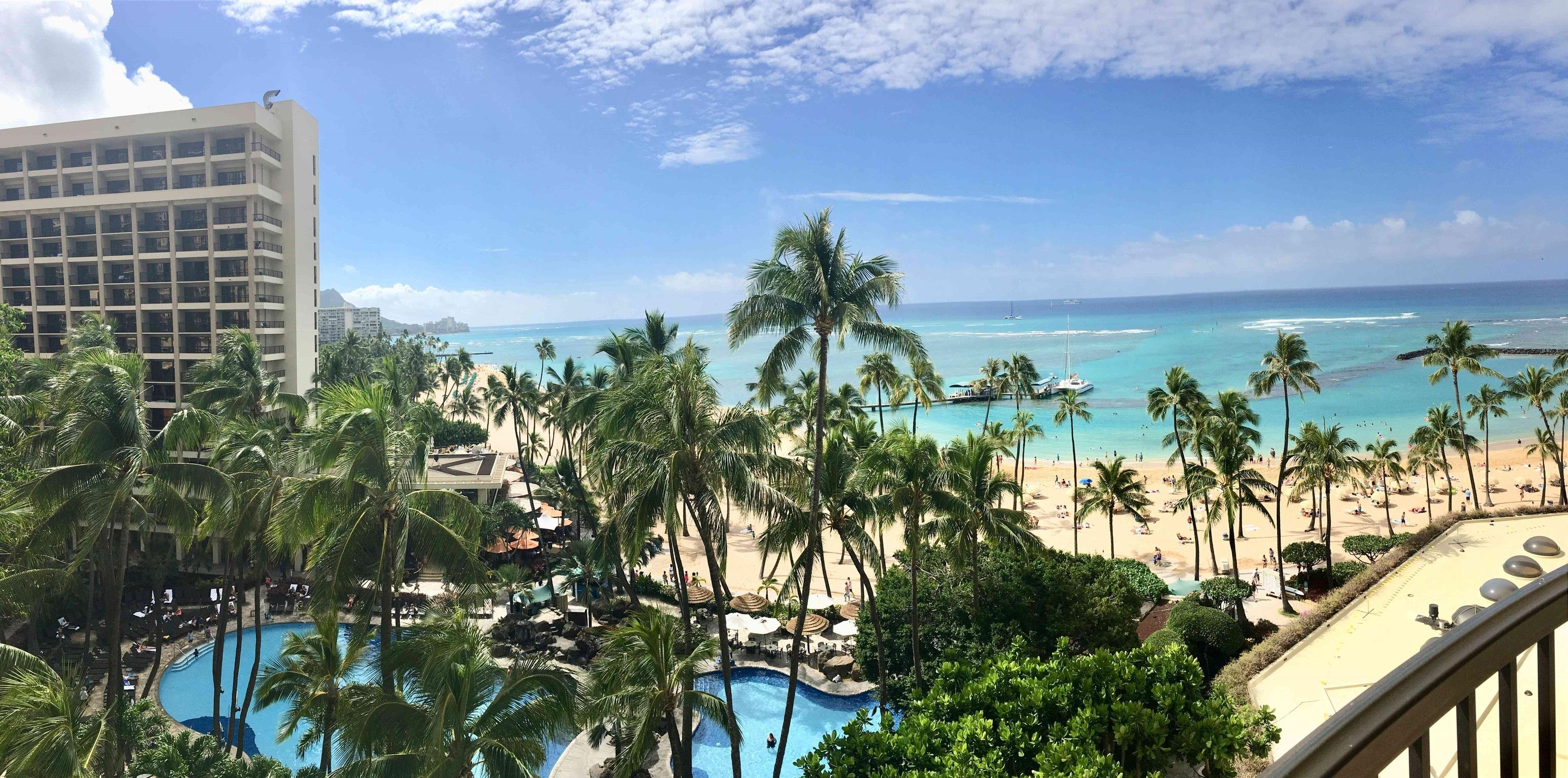 """ハワイに行ってきました! """"ヒルトンハワイアンビレッジ""""レビュー_1_3-2"""