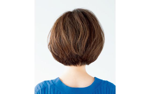 硬く多い髪質の膨らみ・広がりを予防 バッグ