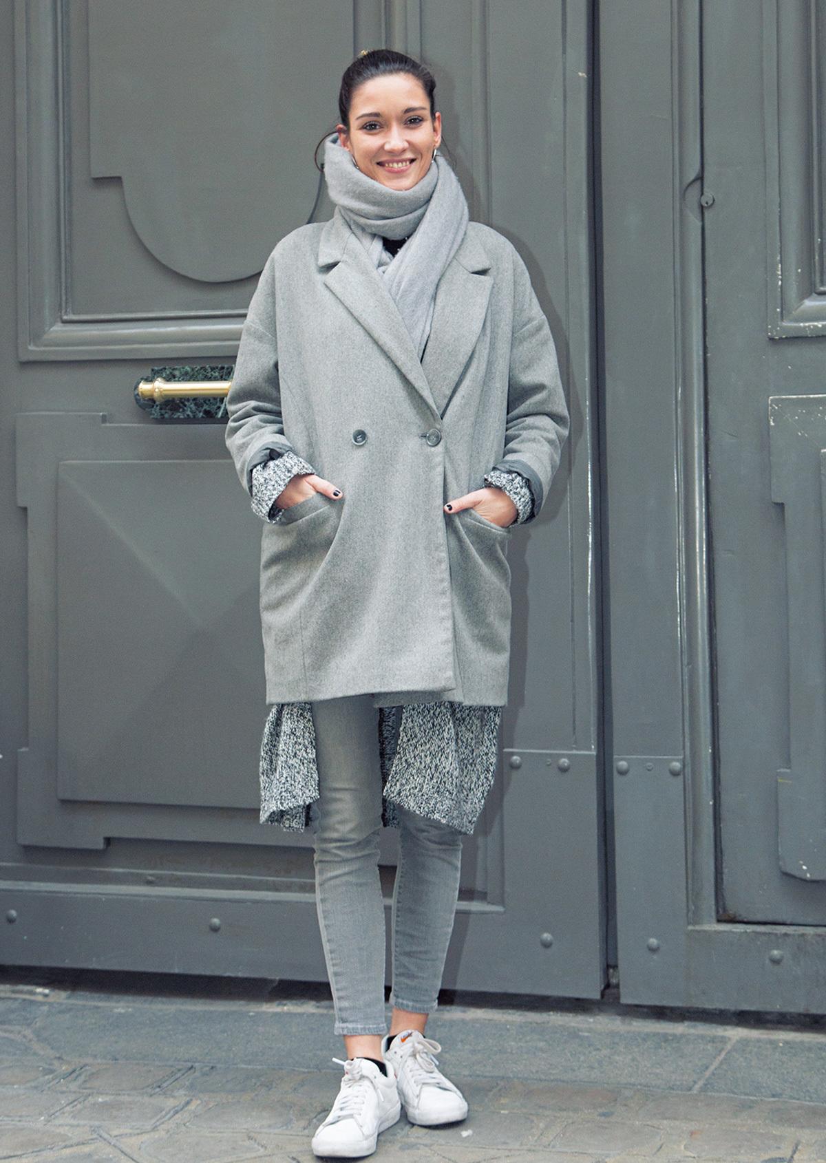 「ワントーン配色」はよりこなれてきた【ファッションSNAP ミラノ・パリ・NY編】_2_2-1