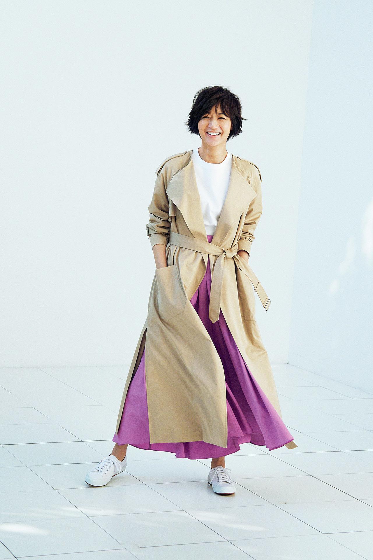 これが最後と思える一着を探して。富岡佳子の 「上がり」のトレンチ 五選_1_1-5