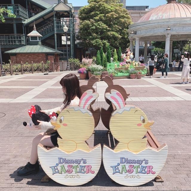 【 ディズニー・イースター 】シー 編_1_2