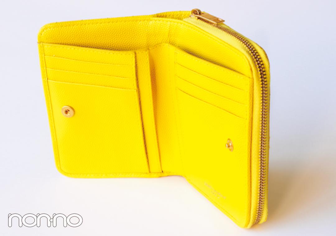 サンローランのミニ財布♡ 電子マネー時代が来る今こそ買い時!【20歳からの名品】_1_3-4