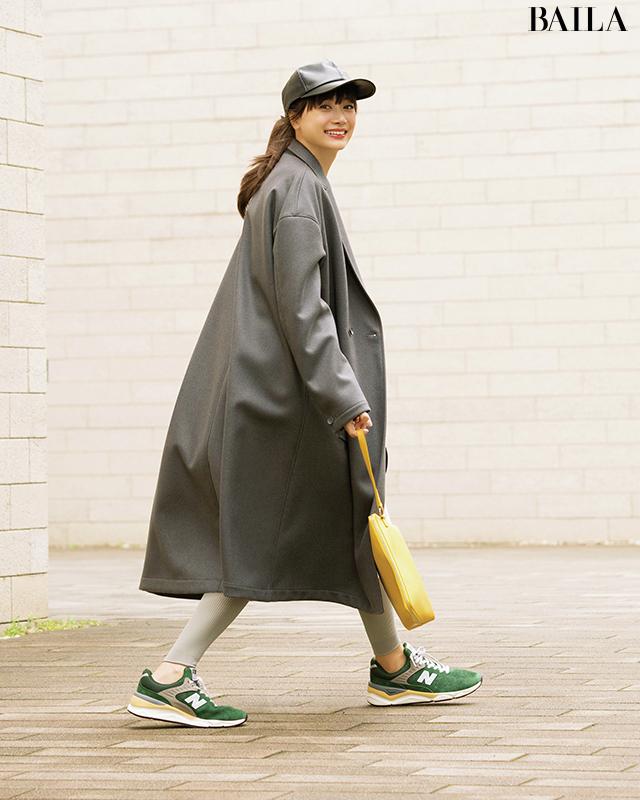 カジュアルすぎない絶妙なバランスをヨンアさんの着こなしから学ぼう!