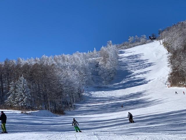 お正月はスキー場で♪妻も母もお休みです(^^♪_1_1-3