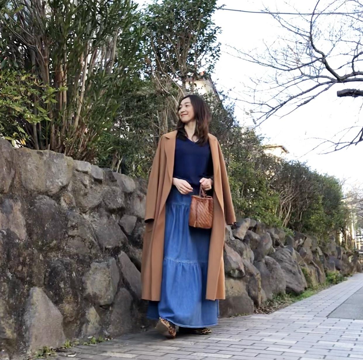 ティアードスカートが好き過ぎて❤︎_1_1