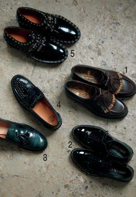 """デコラティブでパンチの効いた""""マニッシュ靴""""【秋のおすすめ靴】_1_1-2"""