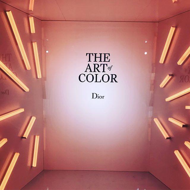 ディオール ビューティのカラーへの情熱を体感して。期間限定イベント開催中!_1_2