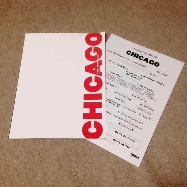 ブロードウェイミュージカル「CHICAGO」にあの方がカムバック!_1_2