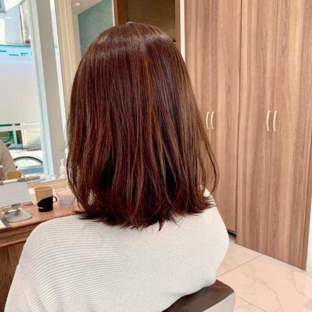 3か月経ってもサラ艶が続く、ずっと触っていたくなる髪がたまらない_1_1-2