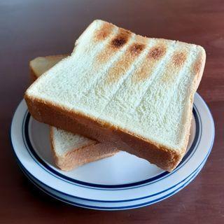 モスの食パン トースト