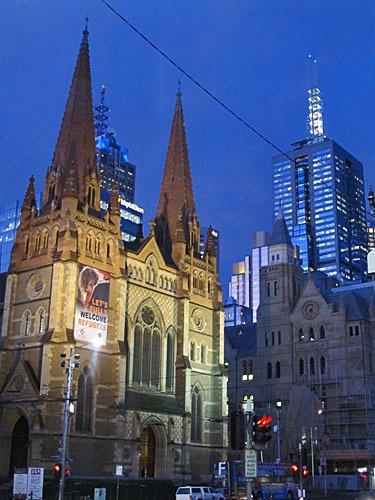 旅行後半は世界一住みやすい都市、メルボルンへ!_1_1